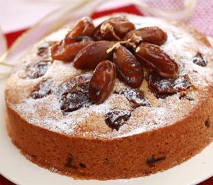 Resep Kurma Cake