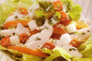 Resep Salad Ayam