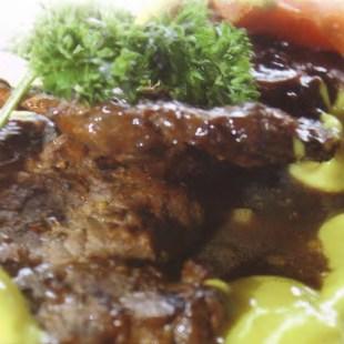 Resep Sirloin Steak Saus Paprika