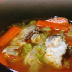 Resep Sup Ayam Kampung