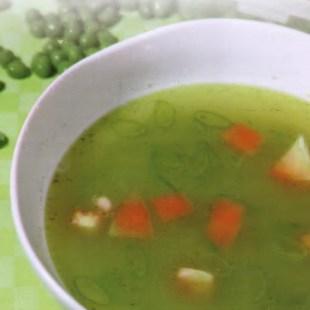 Resep Sup Kacang Polong