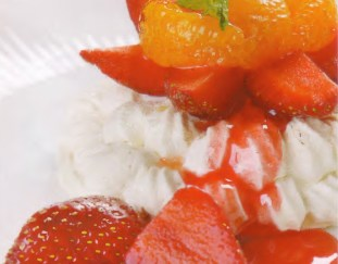 resep-strawberry-pavlova