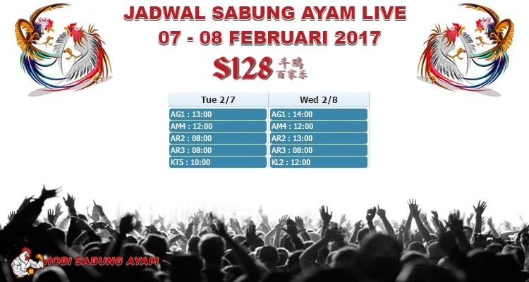 Jadwal-Taruhan-Sabung-Ayam-Live-Tanggal-7-8-Februari-2017