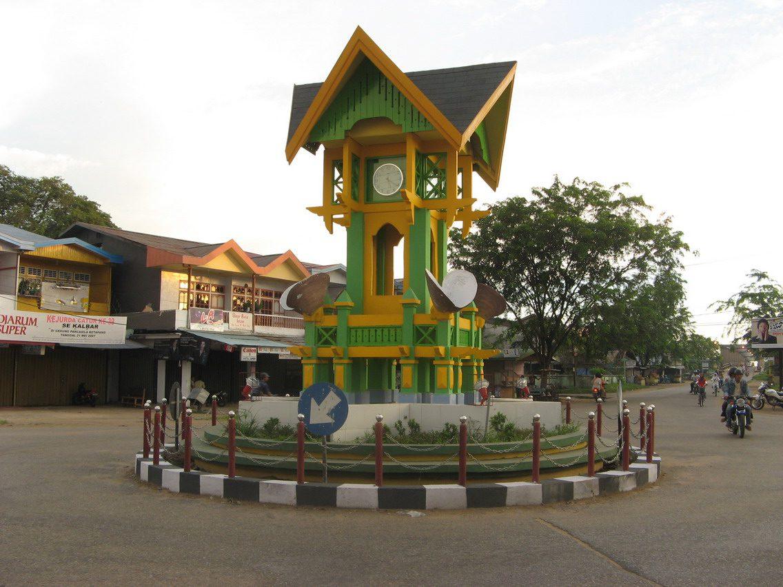 Pengiriman DOC Ayam Kampung Super Pesanan Bapak Febrianto di Ketapang Kalimantan Barat