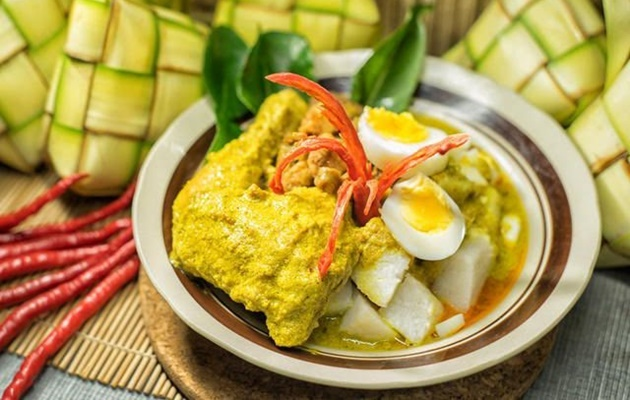 popular chicken from indonesia