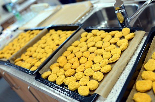Di olah menjadi chicken nuget juga sekarang bisa di lakukan oleh siapa saja. Dengan teknologi yang cukup sederhana sudah mampu menghasilkan nugget ayam yang berkualitas.