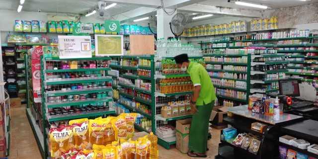 Jaringan toko, supermarket atau minimarket menjadi salah satu solusi penjualan daging segar ayam kampung super.