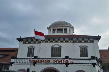 Pengiriman Joper ke Stasiun Tawang Semarang