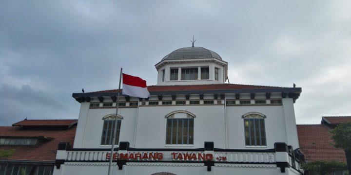 Pengiriman DOC Joper Tujuan Stasiun Tawang Semarang