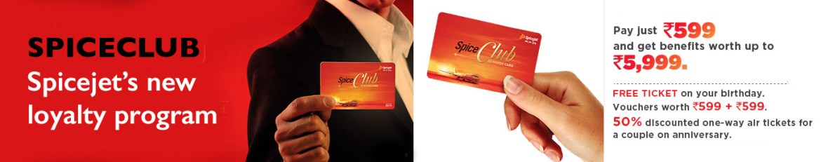 spiceclub spicejet airlines loyalty program