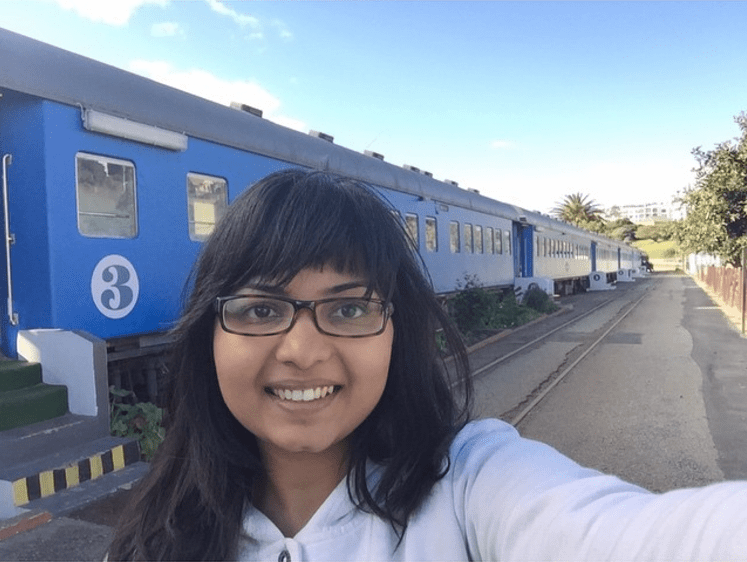 Santos Express Train Lodge Mossel Bay South Africa on the Garden Route
