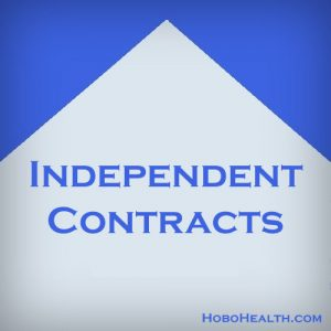 traveling pt independent contract
