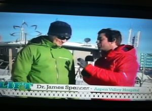 Physical Therapy on TV - ski injury prevention