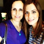 Hoboken Girl Founder and Editor Jen Casson poses with her mom. Happy Mother's Day, Mrs. Casson!