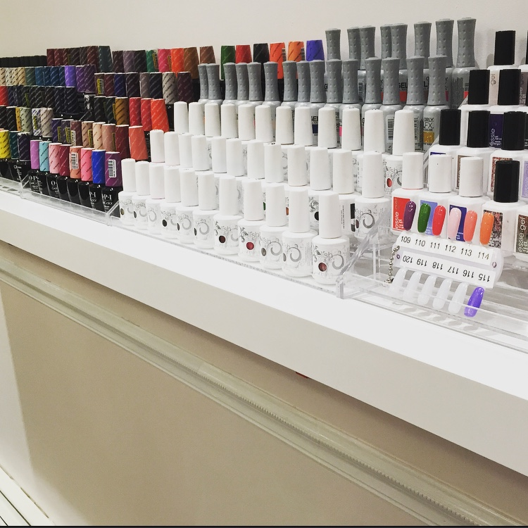 Nail Atelier Hoboken Hgmanimonday Gel Manicure