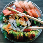 The Best Sushi in Hoboken and Jersey City {According to Your Mood}