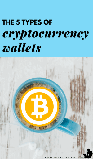 Different kinds of cryptocurrency wallets