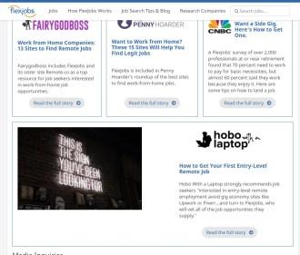 Hobo Laptop Press Page
