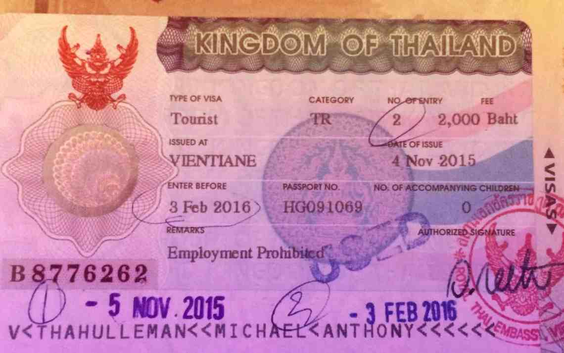 How to do a Visa Run from Chiang Mai 2017