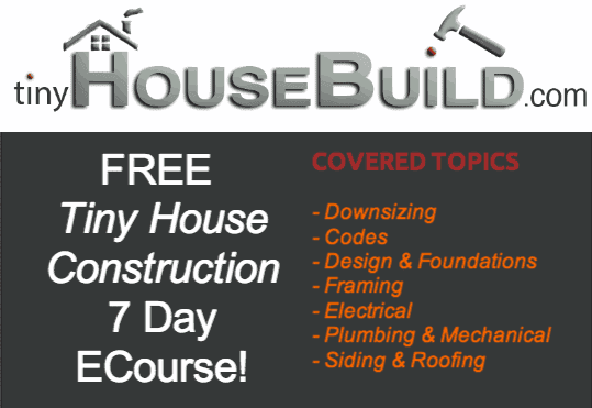 Tiny House Building Guide Plans