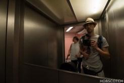 Aufzug in Portofino