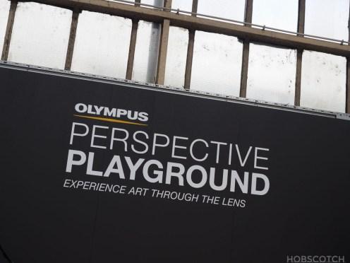 Olympus Perspective Playground - E-M5 mark II
