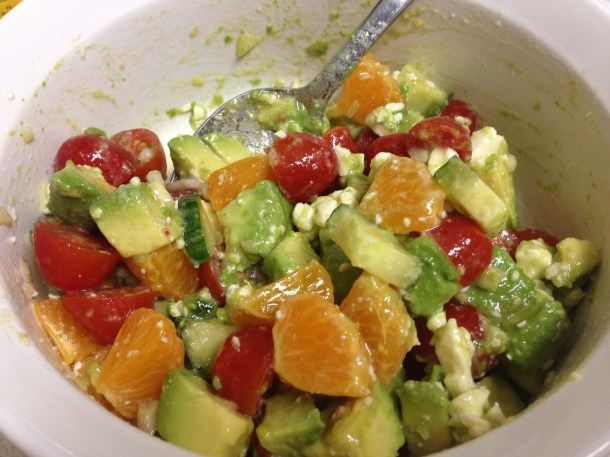 spring salsa for fish