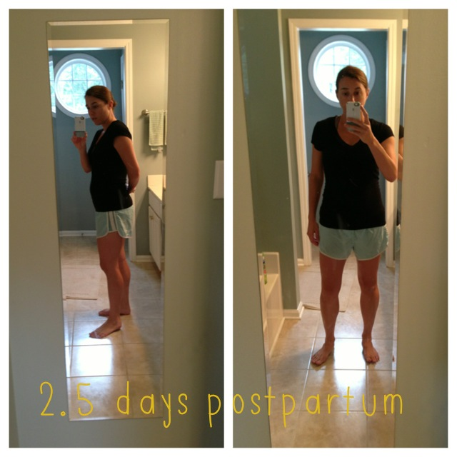 two days postpartum
