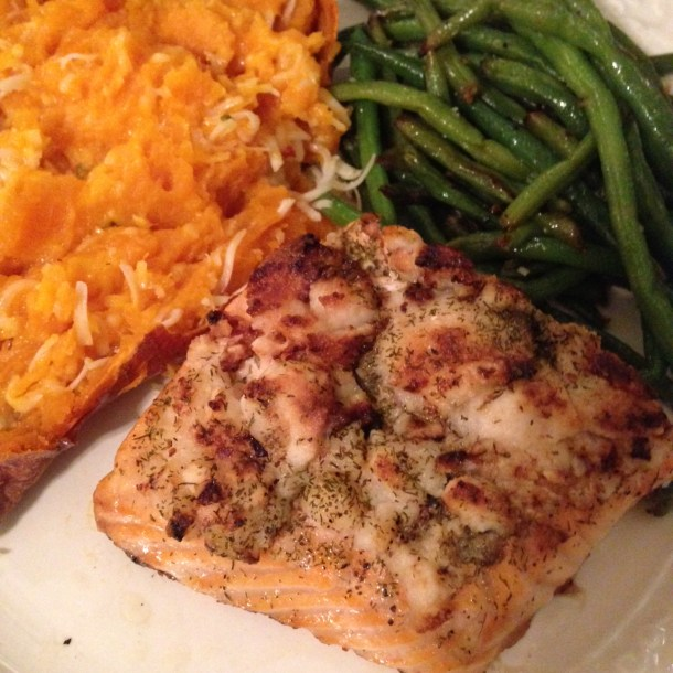 21dsd coconut butter salmon
