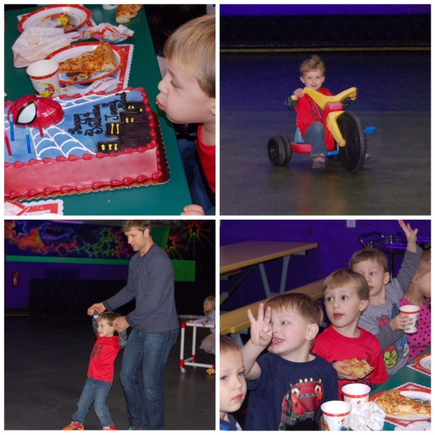jm 4th bday collage 1