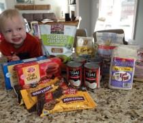 Top 8 allergen free foods