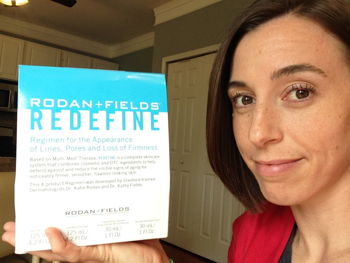 Why I Switched from Natural Facial Products to Rodan + Fields