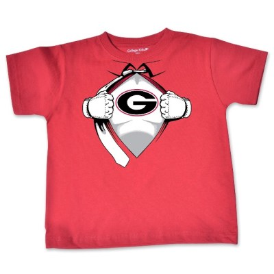 uga toddler hero shirt