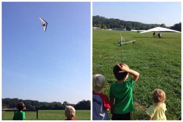hang gliding chattanooga