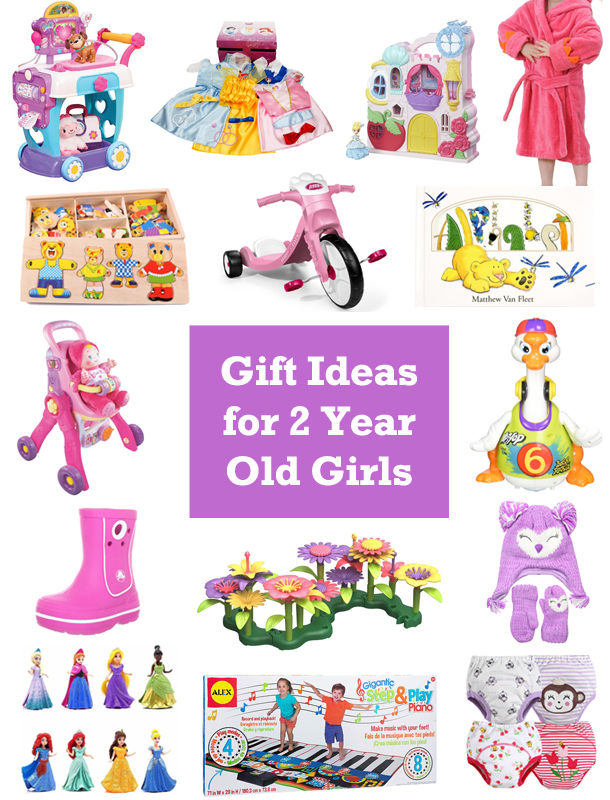 15 Gift Ideas for 2 Year Old Girls [2016]