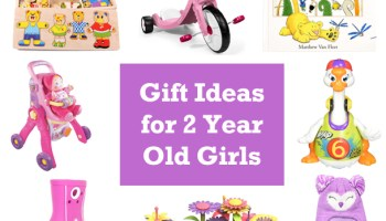 15 gift ideas for 2 year old girls - 2 Year Old Christmas Ideas