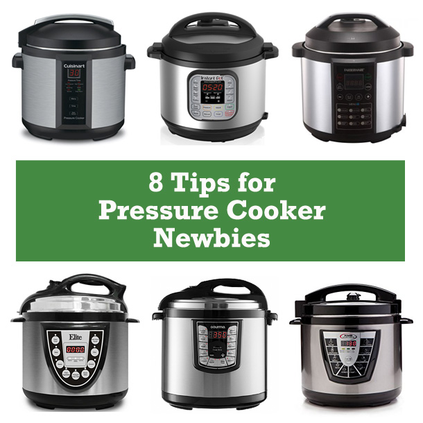 8 Tips for Pressure Cooker Newbies