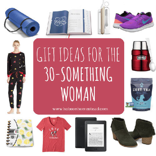 20 Gifts for the 30-Something Woman