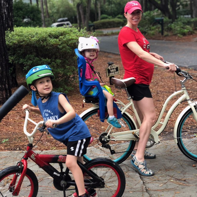 biking in hilton head