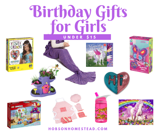 birthday gifts for girls