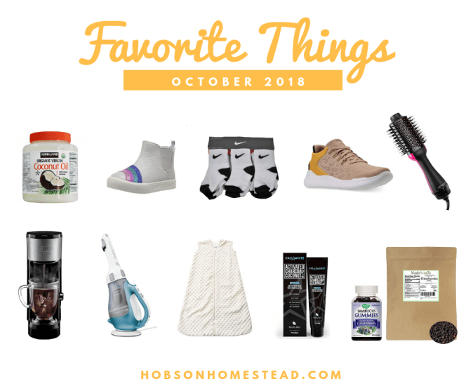 favorite things from october
