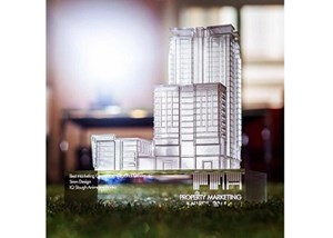 Awards with the wow factor – 3D prints for Property Marketing Awards