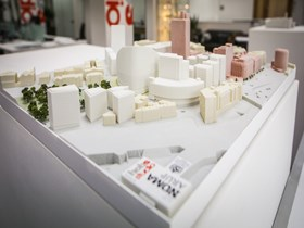 Image of Manchester, Hobs 3D