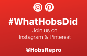 Join us on Instagram & Pinterest!