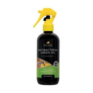 Antibakteriaalne roheline õli