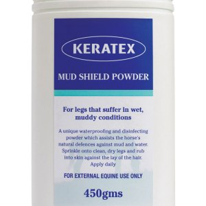 Keratex Mud Shield powder, mudavastane pulber