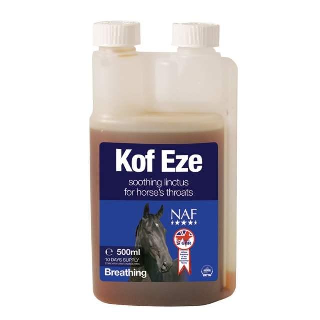 NAF Kof-Eze köhasiirup hobustele