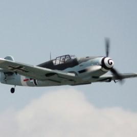 Dynam Messerschmitt BF-109 PNP