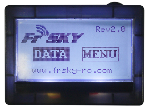 FrSky Telemetry Display