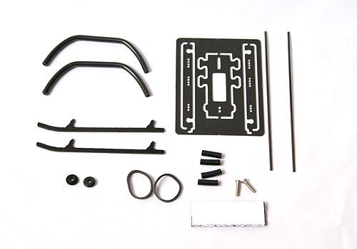 MIA TUFF Landing Gear & Boom Support Kit